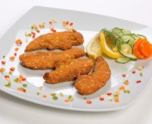Crispy fillets